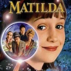 Matilda is listed (or ranked) 4 on the list The Best Feel-Good Movies
