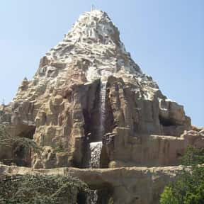 Matterhorn Bobsleds is listed (or ranked) 7 on the list The Best Rides at Disneyland