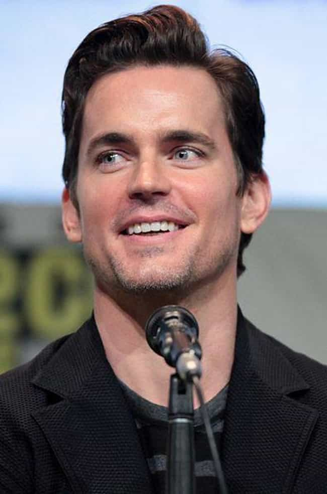 Matt Bomer is listed (or ranked) 3 on the list The Most Captivating Celebrity Eyes (Men)