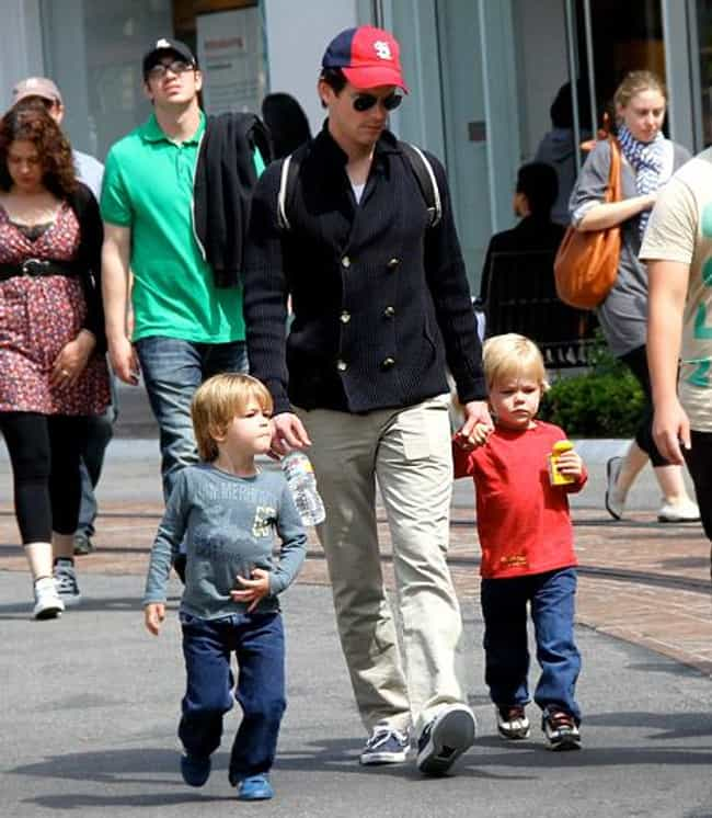 Matt Bomer is listed (or ranked) 4 on the list 9 Famous Gay People Who Had Kids Via Surrogate