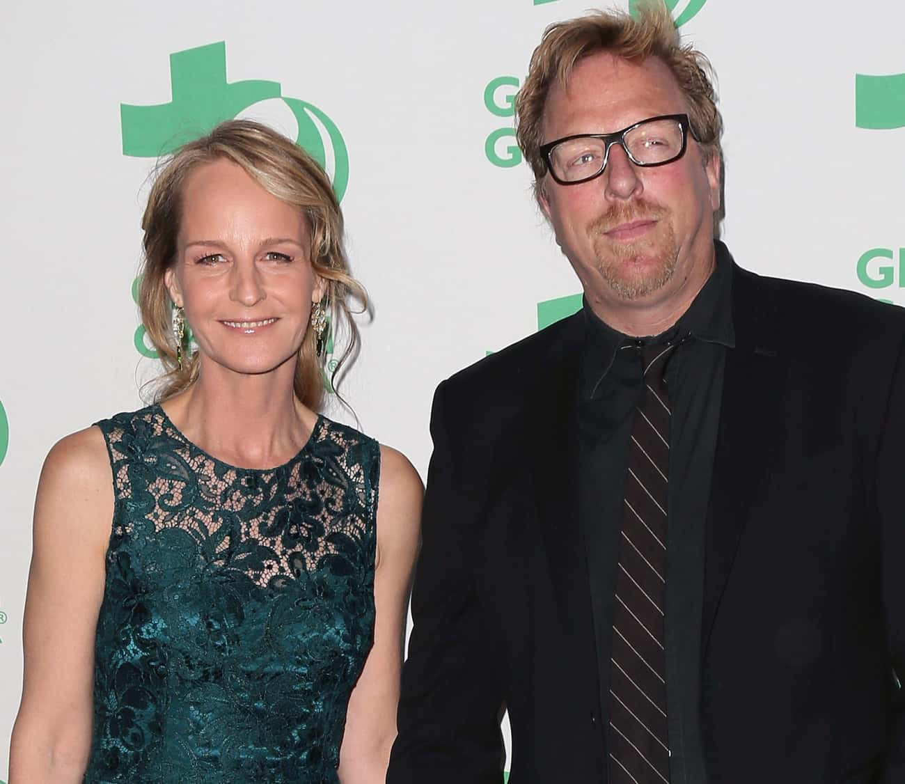 Matthew Carnahan is listed (or ranked) 1 on the list Helen Hunt Loves and Hookups