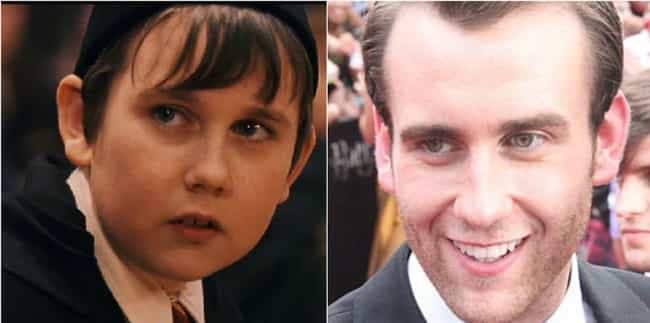 Matthew Lewis is listed (or ranked) 2 on the list 12 Times Puberty Was Really Good To Nerdy Child Actors