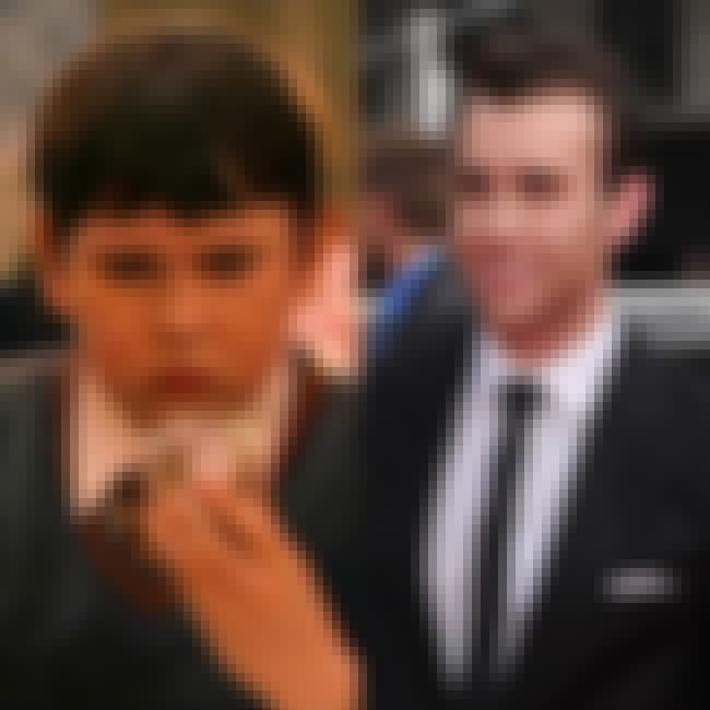 Matthew Lewis is listed (or ranked) 2 on the list 35 Famous People Who Were Ugly Kids