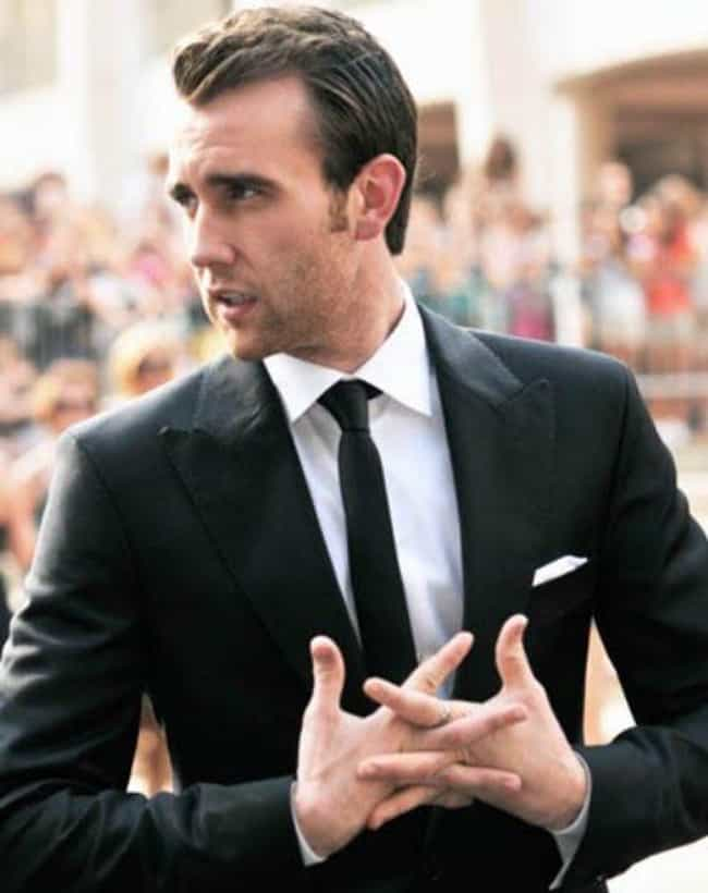 Matthew Lewis is listed (or ranked) 2 on the list Famous Men an Ordinary Girl Might Have a Shot With