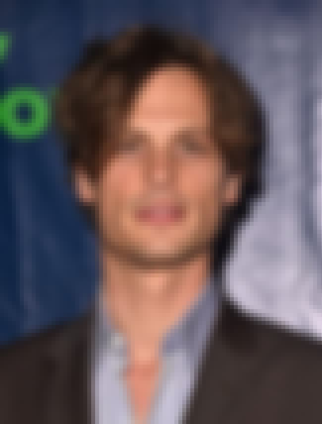 Matthew Gray Gubler is listed (or ranked) 3 on the list Famous Male Fashion Models