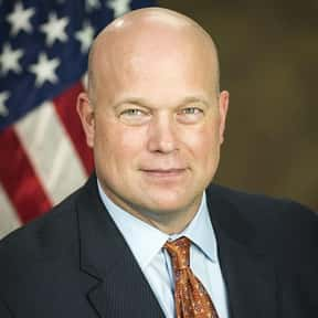 Matthew Whitaker is listed (or ranked) 17 on the list The Current Presidential Line of Succession
