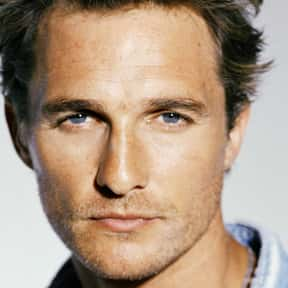 Matthew McConaughey is listed (or ranked) 19 on the list The Hottest Men Over 40