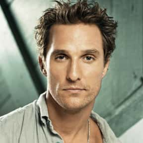 Matthew McConaughey is listed (or ranked) 25 on the list Celebrities Whose Lives You Want