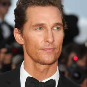 Matthew McConaughey is listed (or ranked) 17 on the list Who Is the Coolest Actor in the World Right Now?