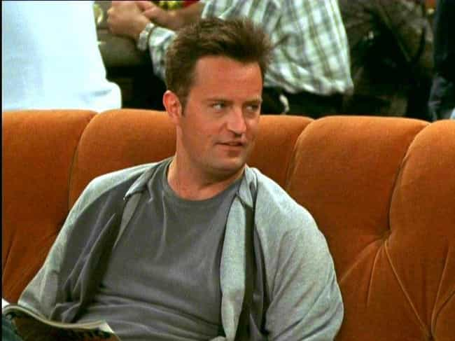 Matthew Perry is listed (or ranked) 3 on the list Actors Who Were Actually High On Set