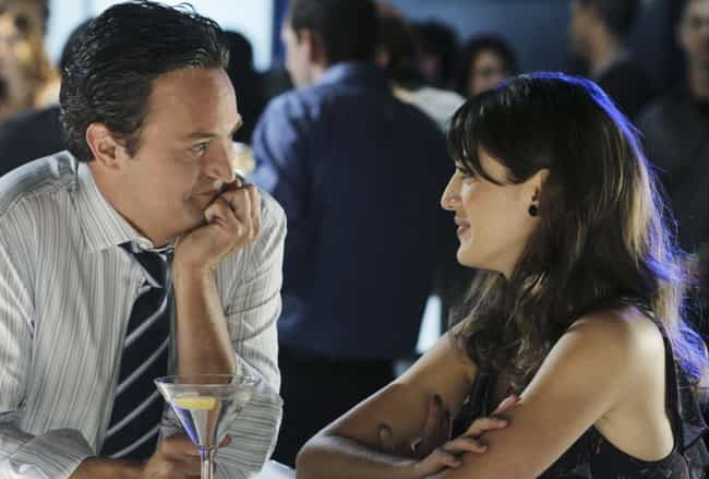 Matthew Perry is listed (or ranked) 3 on the list Lizzy Caplan Loves and Hookups