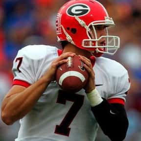 Matthew Stafford is listed (or ranked) 10 on the list The Best University of Georgia Football Players of All Time