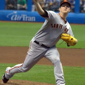 Matt Cain is listed (or ranked) 7 on the list List of Famous Baseball Starting Pitchers