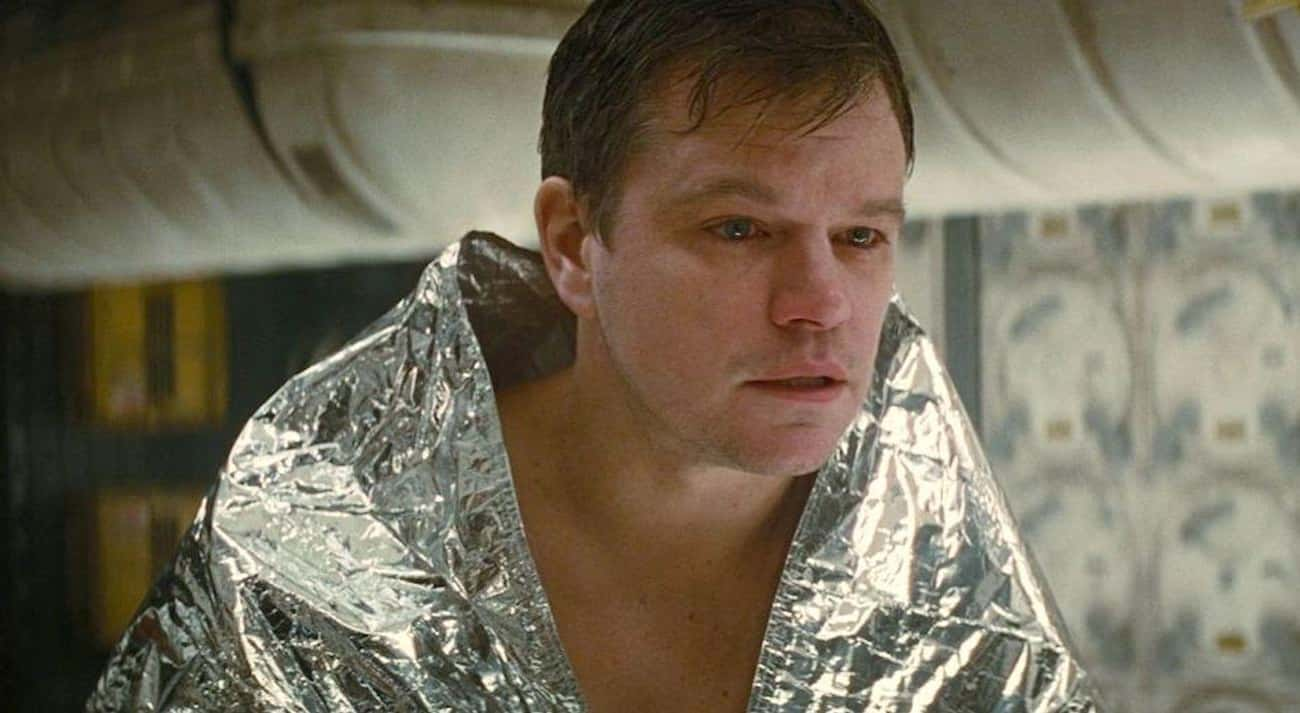 Matt Damon - 'Interstellar' is listed (or ranked) 4 on the list 15 Times Movie Stars Took Surprise Supporting Roles And Stole The Show
