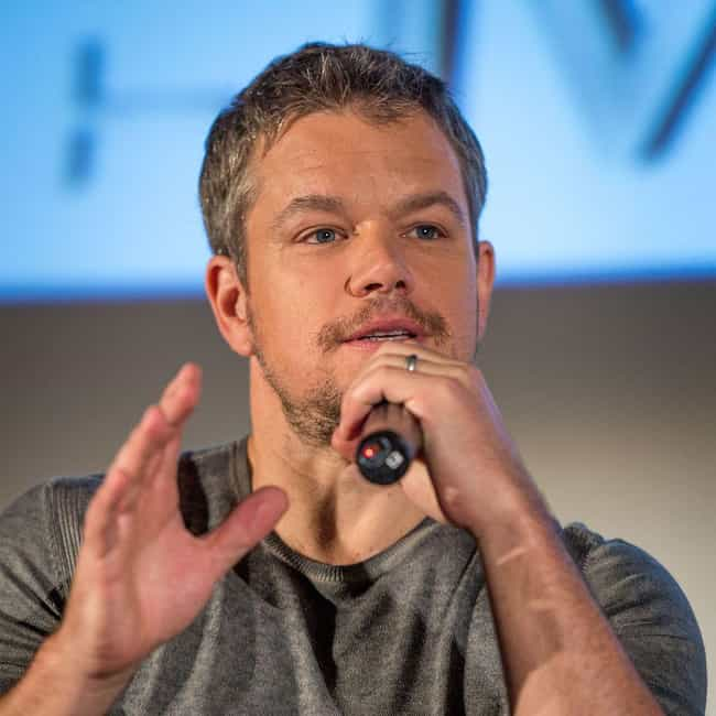 Matt Damon is listed (or ranked) 7 on the list Famous Libra Celebrities