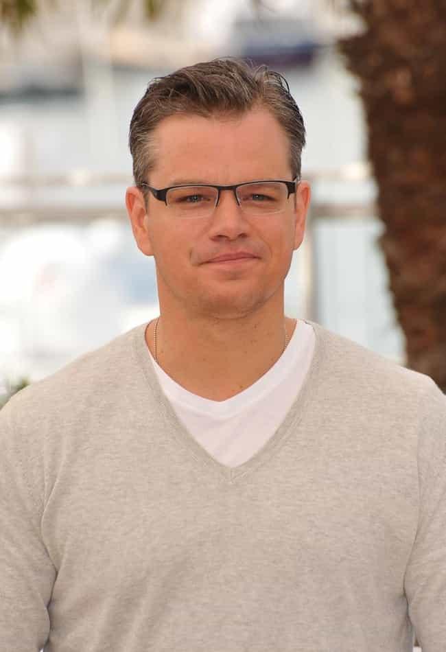 Matt Damon is listed (or ranked) 2 on the list 26 Famous ISTJs