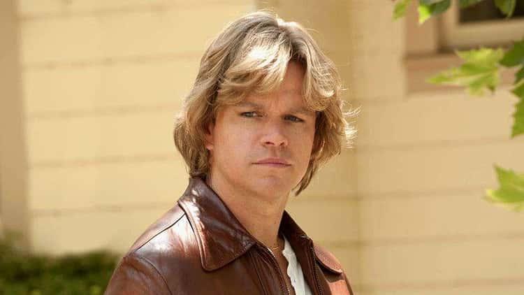 Matt Damon - Behind the Candelabra
