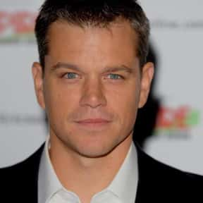 Matt Damon is listed (or ranked) 10 on the list Celebrities Whose Lives You Want