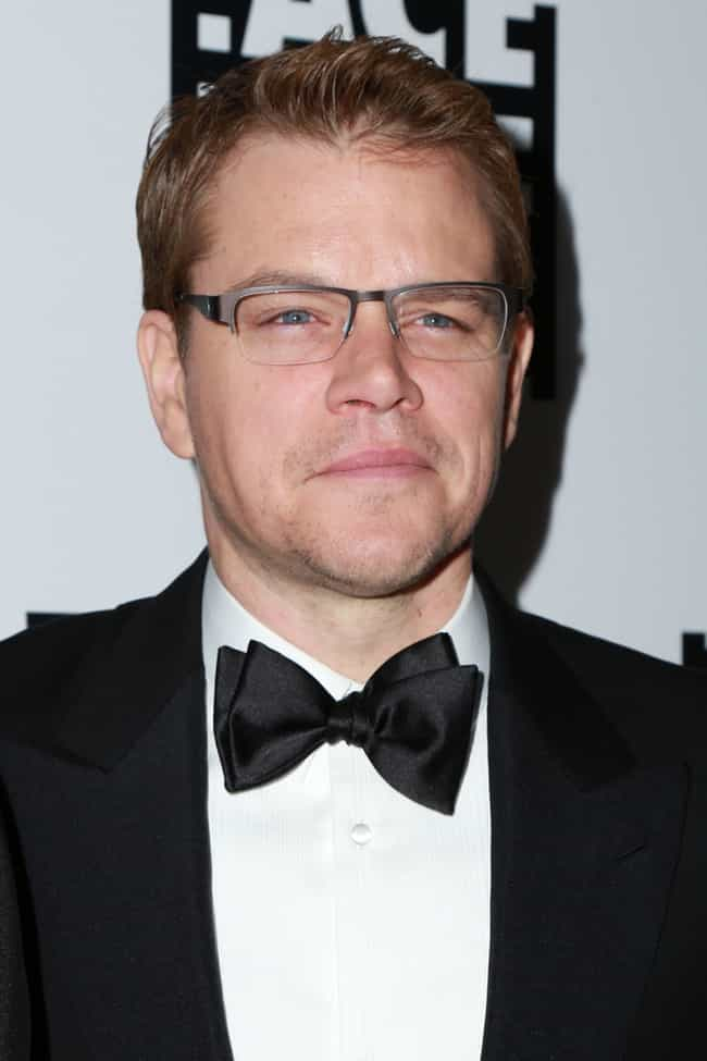 Matt Damon is listed (or ranked) 4 on the list 21 Famous People of Swedish Descent