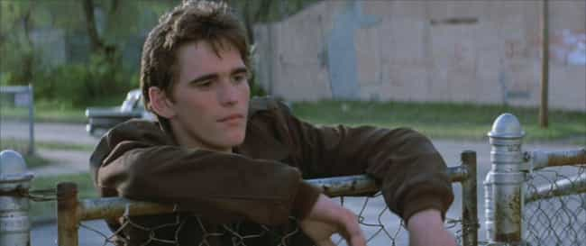 Matt Dillon is listed (or ranked) 4 on the list Actors You Forgot Were In 'The Outsiders'