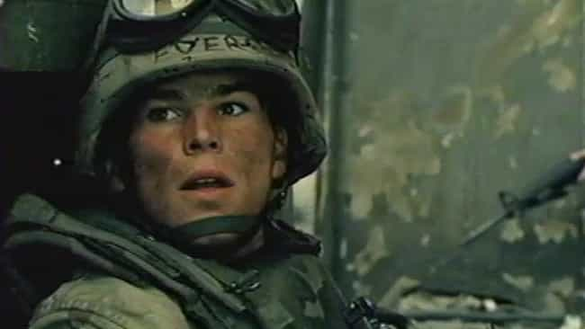 Matt Eversmann is listed (or ranked) 1 on the list The Most Memorable Portrayals Of Veterans In Film