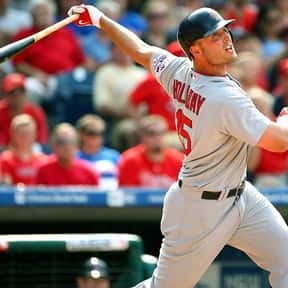 Matt Holliday is listed (or ranked) 10 on the list List of Famous Baseball Left Fielders