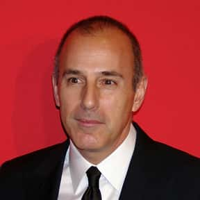 Matt Lauer is listed (or ranked) 5 on the list The Worst Falls From Grace Of 2017