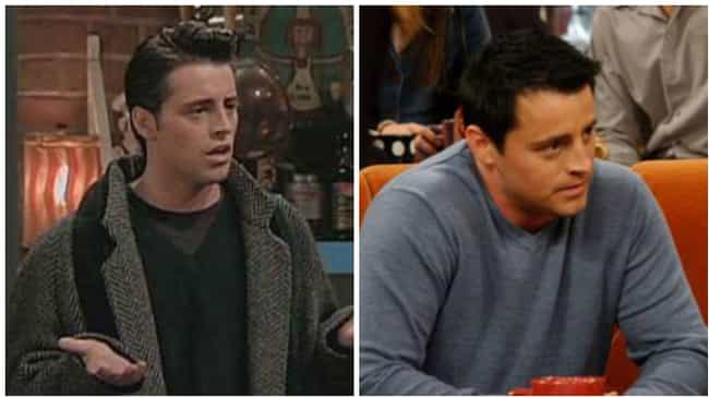 Matt LeBlanc is listed (or ranked) 4 on the list How the Cast of Friends Aged from the First to Last Season