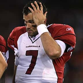 Matt Leinart is listed (or ranked) 11 on the list The Biggest First Round NFL Draft Pick Busts