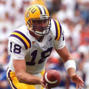 Matt Mauck is listed (or ranked) 3 on the list The Best LSU Tigers Quarterbacks Of All Time