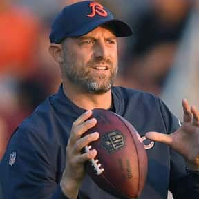 Matt Nagy is listed (or ranked) 4 on the list The Best Chicago Bears Coaches of All Time
