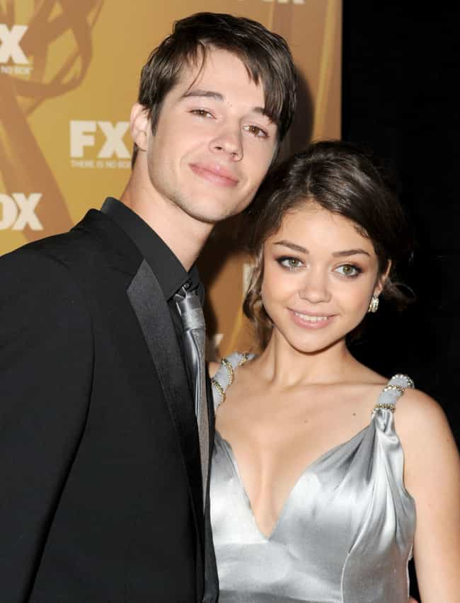 Matt Prokop is listed (or ranked) 3 on the list Sarah Hyland Loves And Hookups