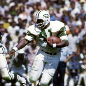 Matt Snell is listed (or ranked) 13 on the list The Best New York Jets of All Time