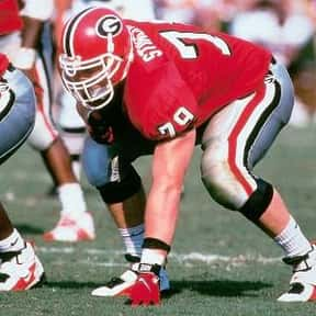 Matt Stinchcomb is listed (or ranked) 21 on the list The Best University of Georgia Football Players of All Time