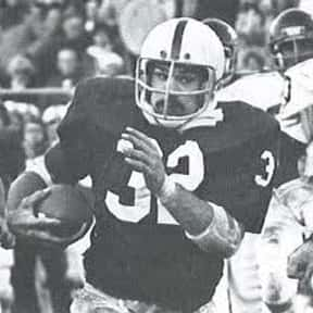 Matt Suhey is listed (or ranked) 14 on the list The Best Penn State Nittany Lions Running Backs of All Time