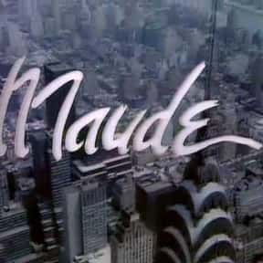 Maude is listed (or ranked) 16 on the list The Best 1970s Spin-Off TV Shows