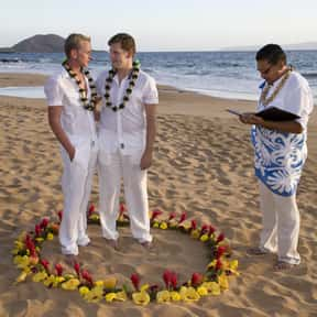 Maui is listed (or ranked) 23 on the list The Best Gay Travel Destinations