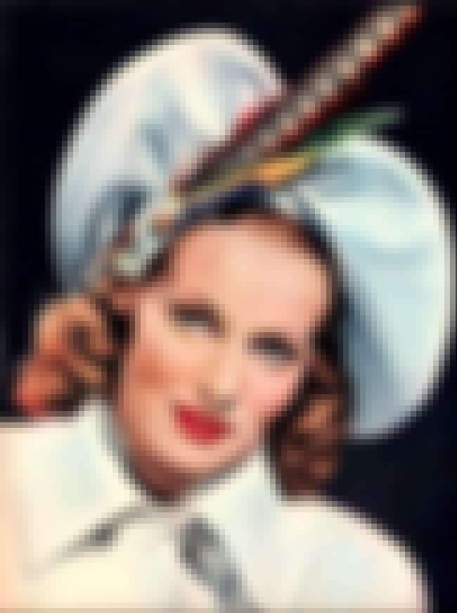Maureen O'Hara is listed (or ranked) 54 on the list Dead Actors and Actresses of 2015