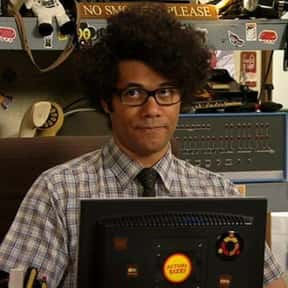 Maurice Moss is listed (or ranked) 19 on the list Awkward TV Characters We Can't Help But Love