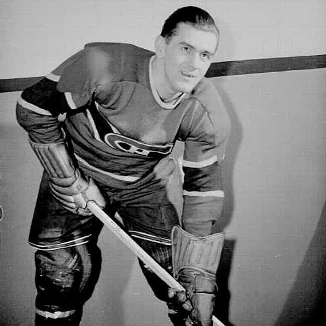 Maurice Richard is listed (or ranked) 3 on the list The Best Athletes Who Wore #9