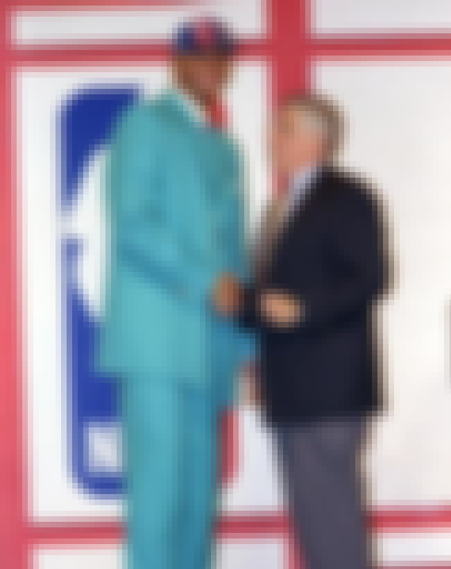 Maurice Taylor is listed (or ranked) 4 on the list The All Time Worst Suits Worn to the NBA Draft