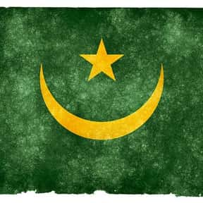 Mauritania is listed (or ranked) 21 on the list The Most Controversial Countries In the World