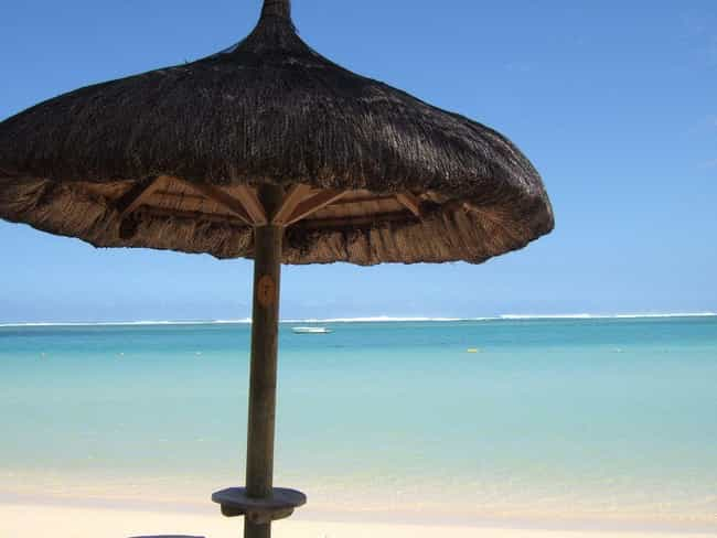 Mauritius is listed (or ranked) 5 on the list The Countries with the Best Beaches