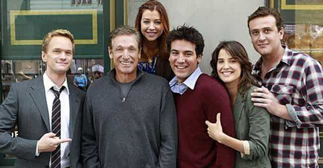 Maury Povich is listed (or ranked) 7 on the list People You Forgot Guest Starred on How I Met Your Mother