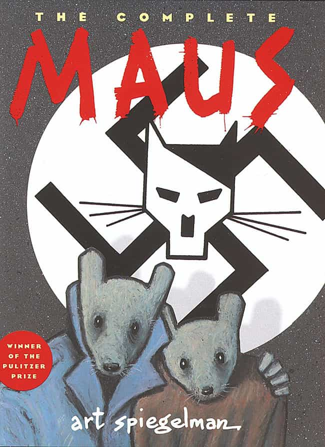 Maus is listed (or ranked) 2 on the list The Best Graphic Novels Not About Superheroes