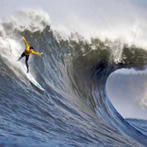 Mavericks is listed (or ranked) 2 on the list The Best Beaches for Surfing in the World