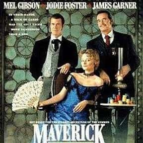 Maverick is listed (or ranked) 16 on the list The Best Movies of 1994