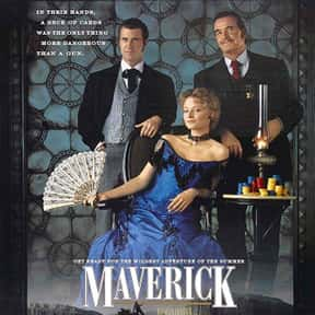 Maverick is listed (or ranked) 9 on the list The Best Mel Gibson Movies