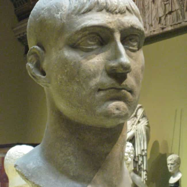 Maxentius is listed (or ranked) 3 on the list Famous People Who Died of Horse-riding Accident
