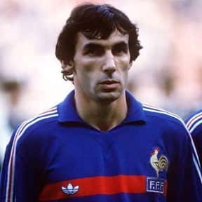 Maxime Bossis is listed (or ranked) 9 on the list The Best French Soccer Players & Footballers of All Time